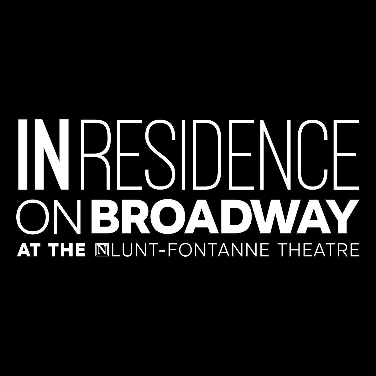 IN RESIDENCE On Broadway