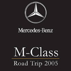 Mercedes Benz - M Class Roadtrip