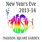 Phish - New Year's Eve @ Madison Square Garden 2013-14