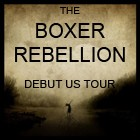 The Boxer Rebellion - Debut U.S. Tour