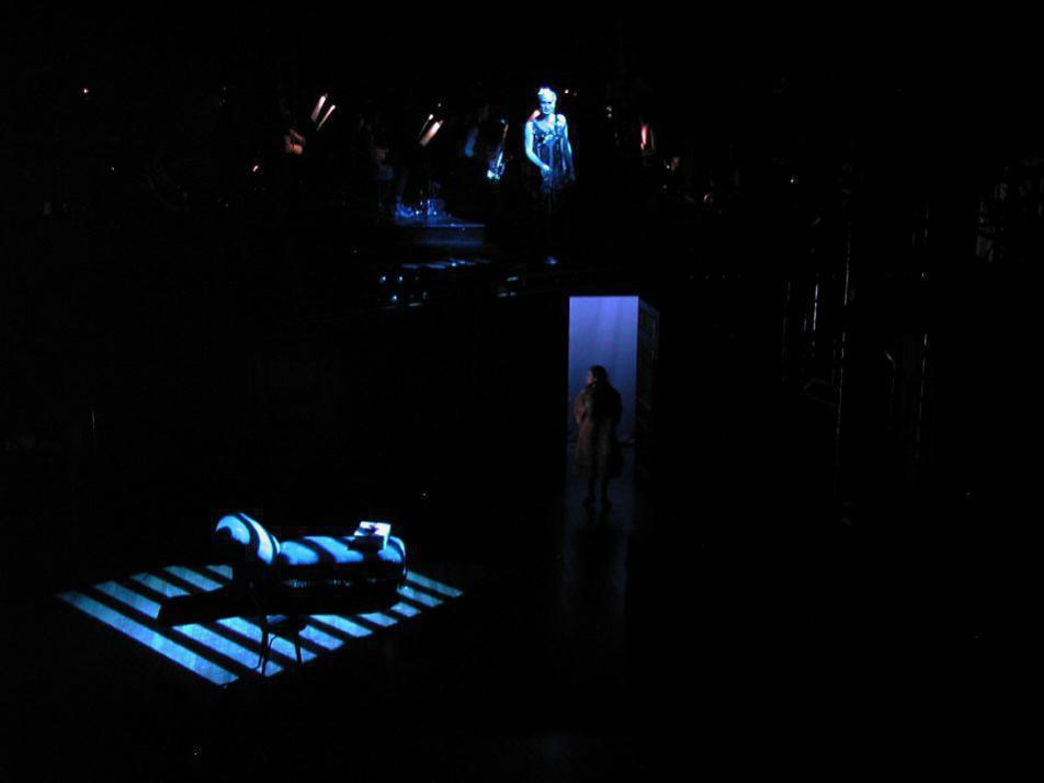 Photo 9 in 'Cabaret - Broadway 1998' gallery showcasing lighting design by Mike Baldassari of Mike-O-Matic Industries LLC