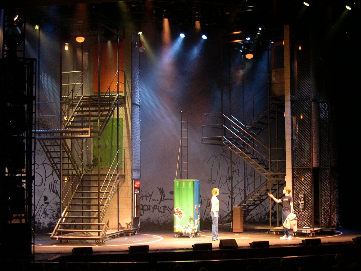 Photo 5 in 'Fame' gallery showcasing lighting design by Mike Baldassari of Mike-O-Matic Industries LLC