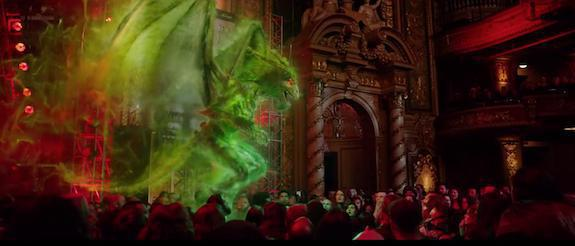 Photo 4 in 'Ghostbusters' gallery showcasing lighting design by Mike Baldassari of Mike-O-Matic Industries LLC