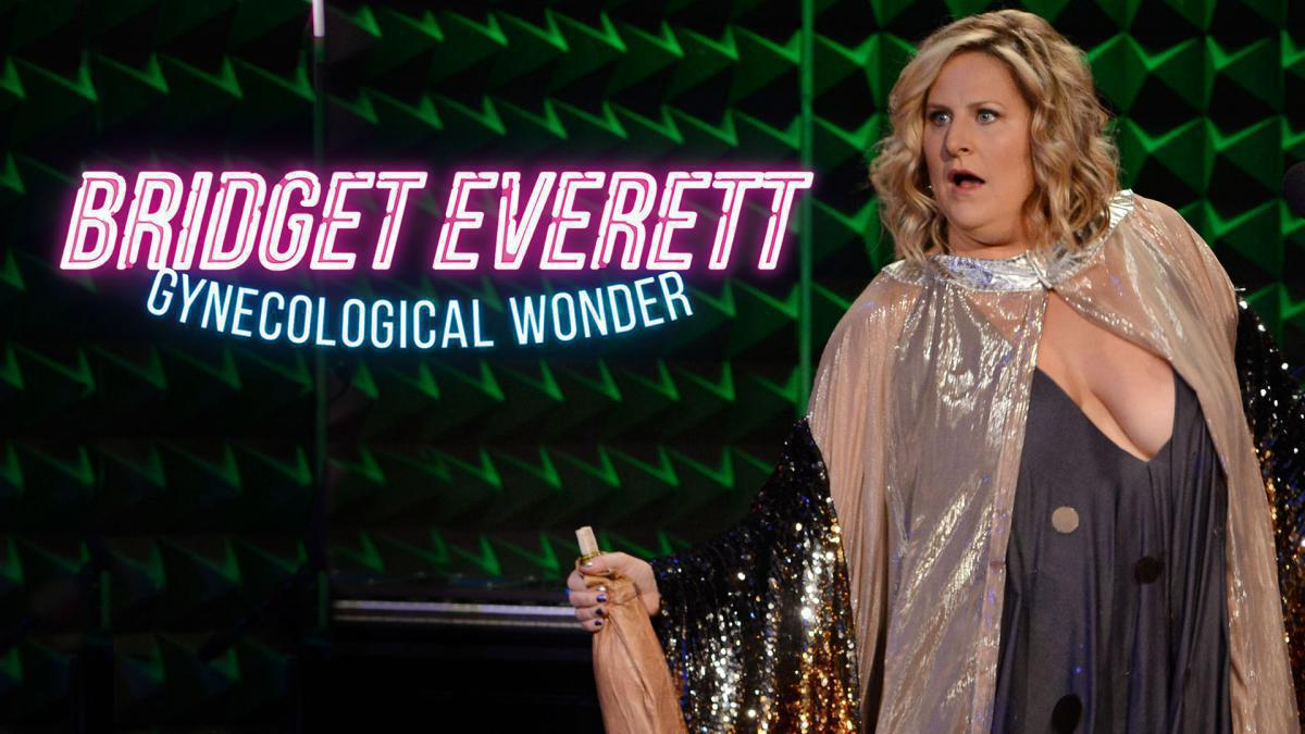 Photo 7 in 'Bridget Everett - Gynecological Wonder' gallery showcasing lighting design by Mike Baldassari of Mike-O-Matic Industries LLC